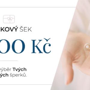 BRUNOshop.cz Dárkový poukaz 1 000 Kč - elektronický