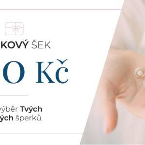 BRUNOshop.cz Dárkový poukaz 500 Kč - elektronický
